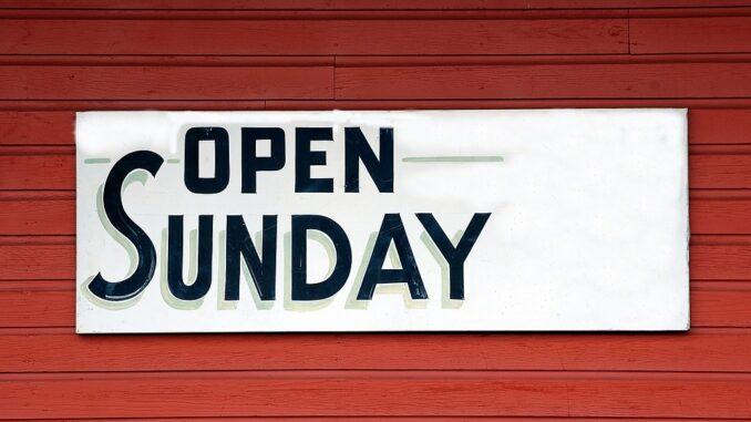 Landesregierung, Gewerkschaften und Kommunale Spitzenverbände einig über Sonntagsöffnungen