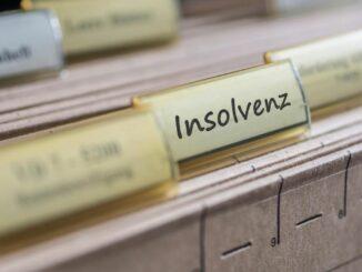 Mehr Unternehmensinsolvenzen im 1. Halbjahr 2020