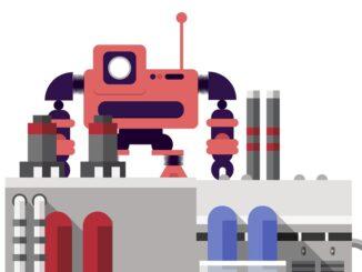 Automatisierungstechnik in der Industrie 4.0