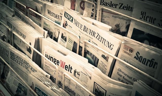 SEO oder Zeitung