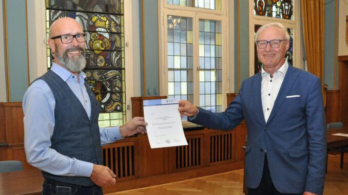 Vorsitzender im Amt bestätigt Dr. Gerhard Kircher leitet Bauschlichtungsstelle