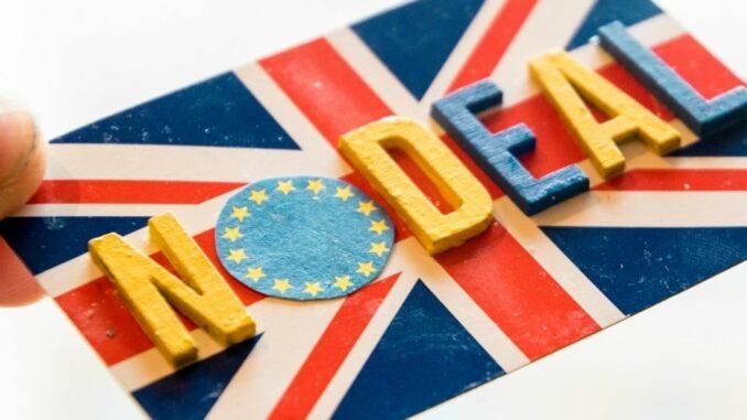 """""""No Deal"""" würde der regionalen Wirtschaft schaden"""