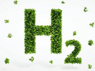"""Lies: """"Grüner Wasserstoff muss industriellen Maßstab erreichen - jetzt!"""