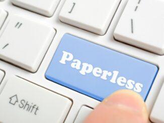 Papierlos glücklich Handwerksbetrieb setzt mit Digitalisierung Maßstäbe