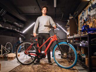 Pressemitteilung: Swapfiets Power 7 e-Bike im Monatsabo jetzt auch in Bonn, Lübeck, Oldenburg und Osnabrück