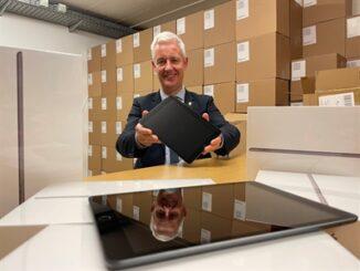 Landkreis Leer für Online-Unterricht gerüstet