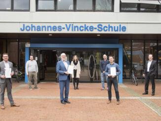 Johannes-Vincke-Schule und AVO-Werke freuen sich auf neue Projekte