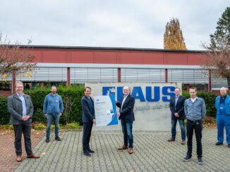 """""""TOP AUSBILDUNG"""" bei der Hermann Paus Maschinenfabrik GmbH – IHK verleiht Qualitätssiegel"""
