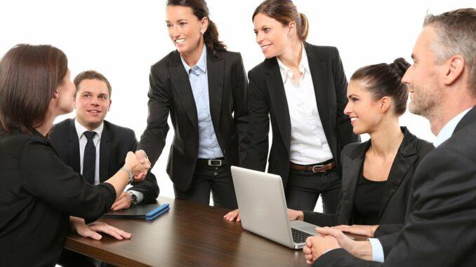 Frauen-Business