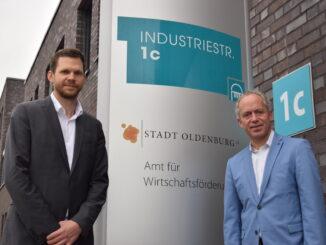 Steffen Trawinski tritt den Dienst als Innenstadtmanager an