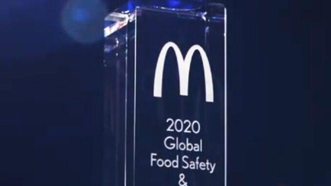 "Agrarfrost erhält ""Global Food Safety & Quality Award"""
