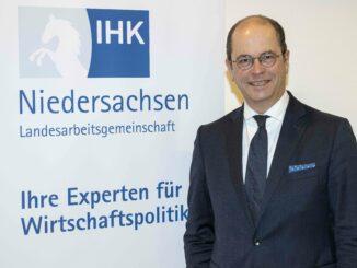 Uwe Goebel ist neuer Präsident der IHK Niedersachsen