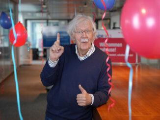 Glückwunsch! 50 Jahre Carlo von Tiedemann beim NDR