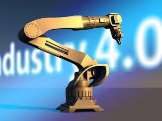 Industrie 4.0 – die vierte industrielle Revolution