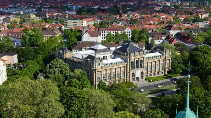 Bruttoinlandsprodukt in Niedersachsen fiel 2020 um 4,9%