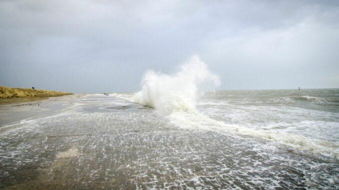 Küstenschutz: Westdeich auf Norderney wird verstärkt