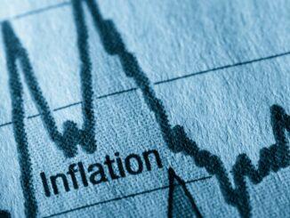 Die Inflationsrate lag im Februar 2021 bei 1,1%