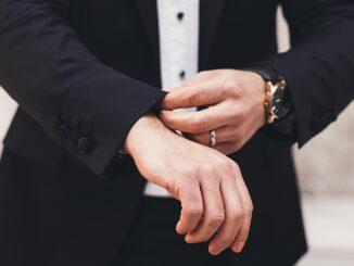 Business Dress - nicht ohne passende, hochwertige Uhr