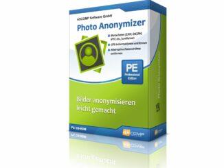 Meta-Daten mit einem Klick entfernen – ASCOMP veröffentlicht kostenlosen Photo Anonymizer