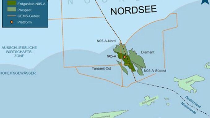Erdgasprojekt in der Nordsee vor Borkum: UVP-Bericht und Beschlussentwürfe aus den Niederlanden liegen aus