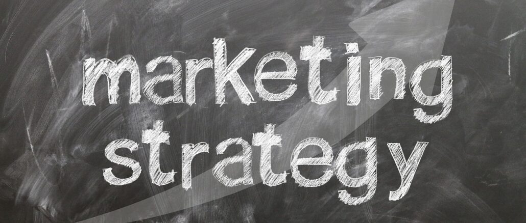 Marketingstrategen müssen neue Wege ausprobieren