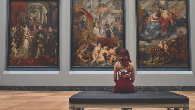 Erfolgreiche Karriere in der Kunstbranche