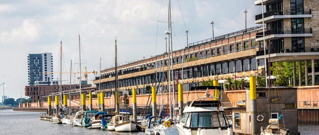 Ausschreibung für Lebensmitteleinzelhandels-Zentrum in der Überseestadt abgeschlossen