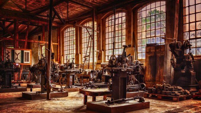 Das zweite Leben einer Maschine - Wiederverkauf - Rebuild oder fachgerechte Entsorgung