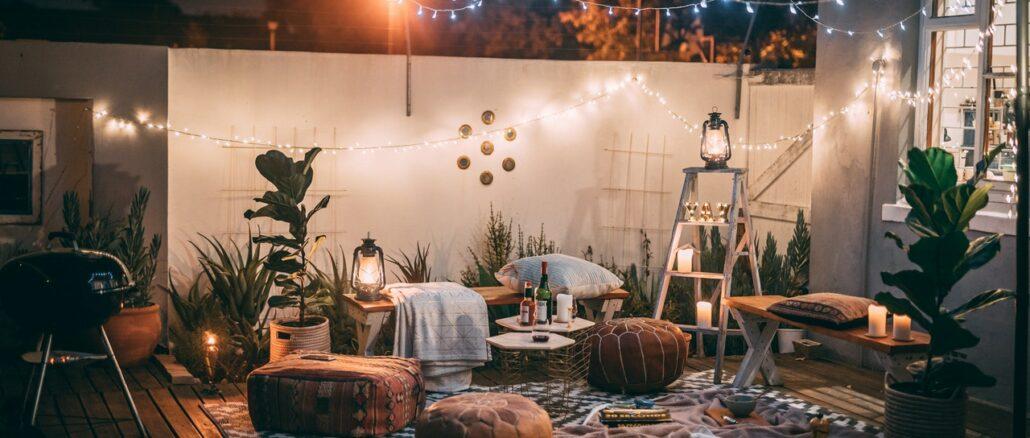 Trends 2021 - Gartenmöbel, die den Outdoorbereich zum Erlebnis machen