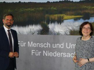 Vorstellung des NLWKN-Jahresberichts: Lies warnt vor Folgen des Klimawandels in Niedersachsen