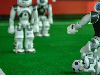 B-Human gewinnt erneut RoboCup-Weltmeisterschaft