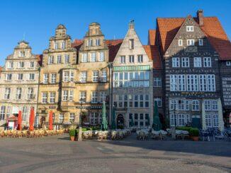Hansestadt Bremen - die Heimat der Bremer Stadtmusikanten