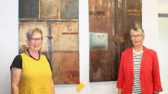 Eine neue Ausstellung ziert noch bis Ende des Jahres die Räumlichkeiten der Handwerkskammer in Aurich.