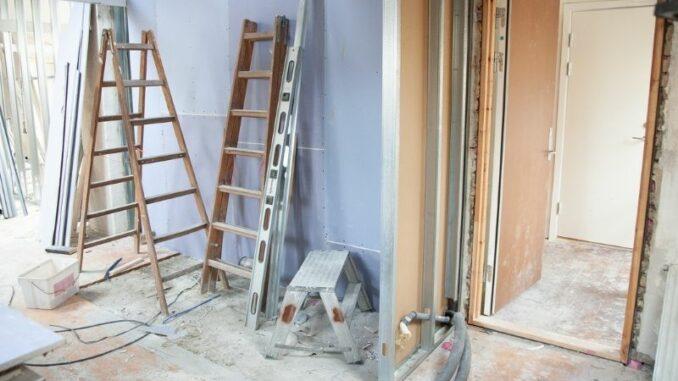 Baumwollputz - Einsatz der Flüssigtapete im Hausausbau / Renovierung