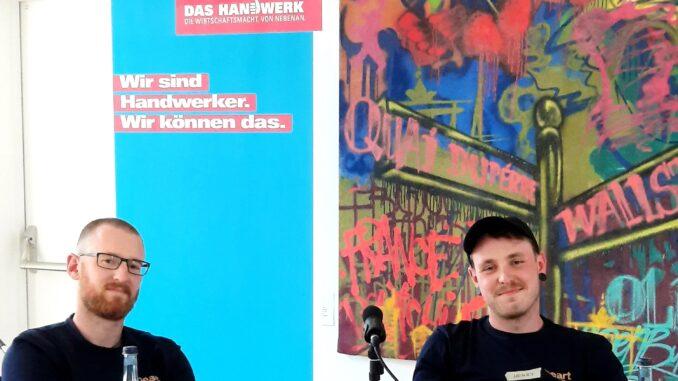 """Die Handwerkskammer Oldenburg präsentiert neuen Podcast """"Moin Handwerk"""""""