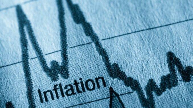 Die Inflationsrate lag im August 2021 bei 3,8%