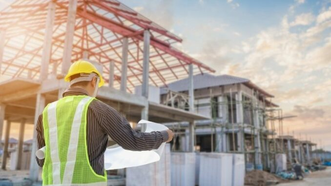 Bauhauptgewerbe in Niedersachsen mit leichtem Umsatzminus von 2% im ersten Halbjahr 2021