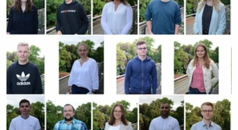 20 neue Auszubildende für die Kreisverwaltung