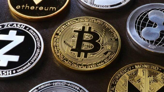 Durch die Entwicklung bei digitalen Kryptowährungen profitieren